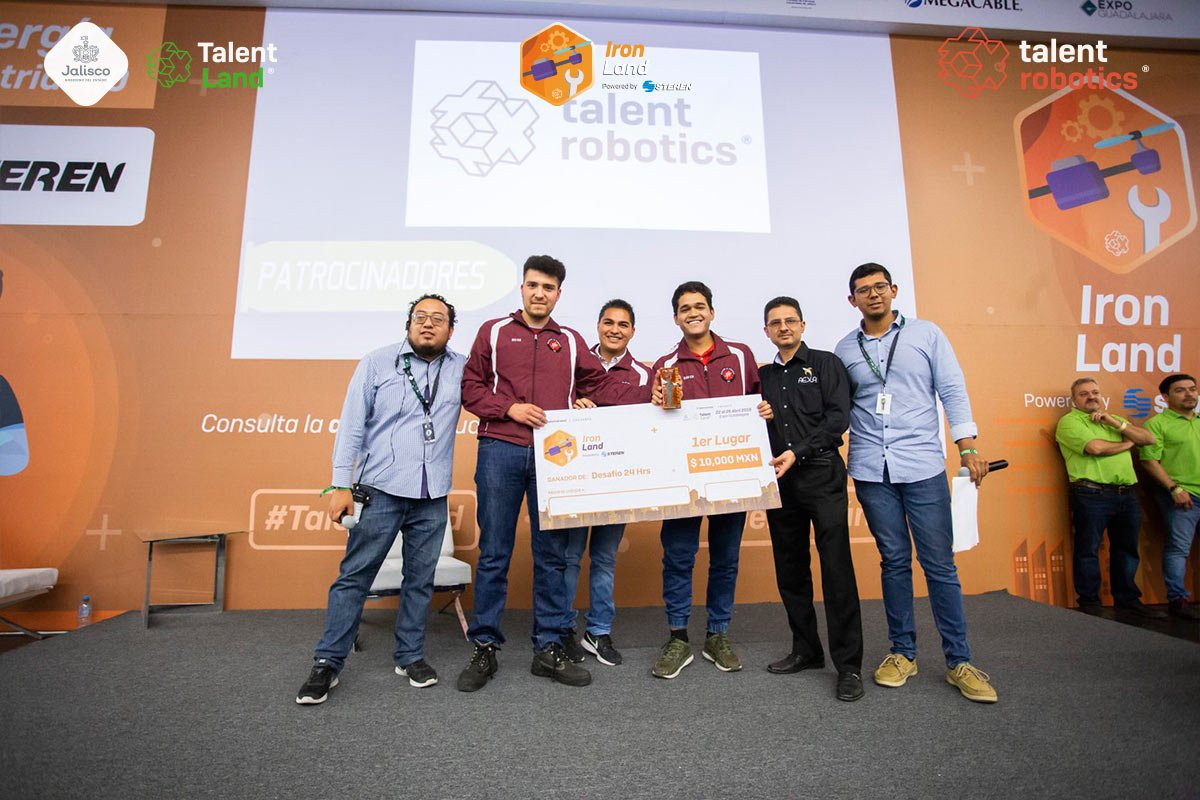 Talent Robotics 2019 - NOMADA presenta: Desafio 24 HRS By AEXA